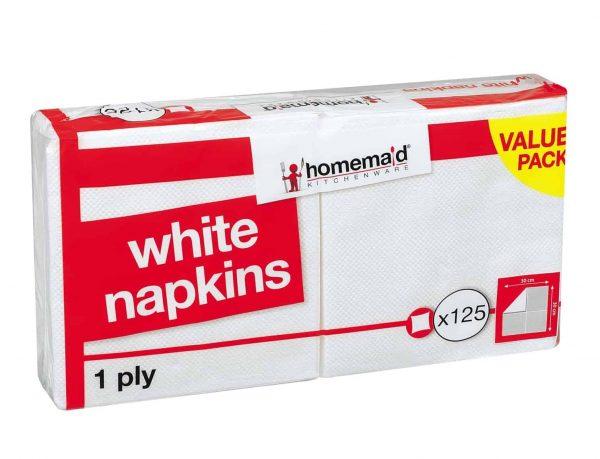 125pk paper napkin