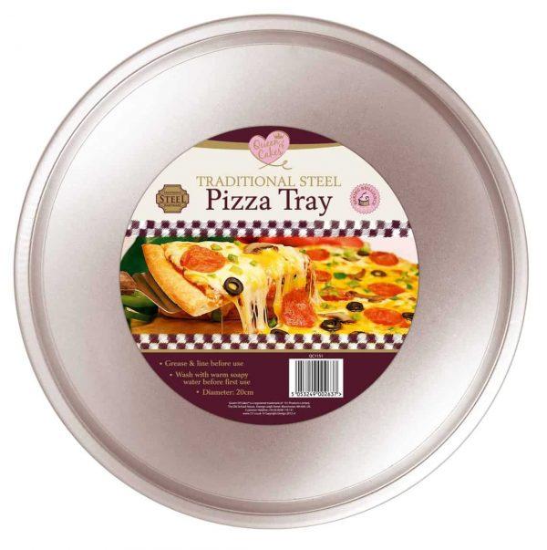 20cm pizza tray
