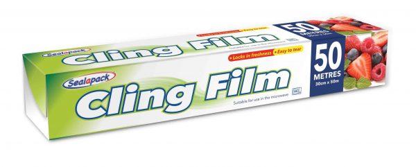 30cm x 50m clingfilm