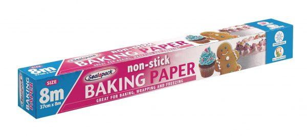 8m baking paper