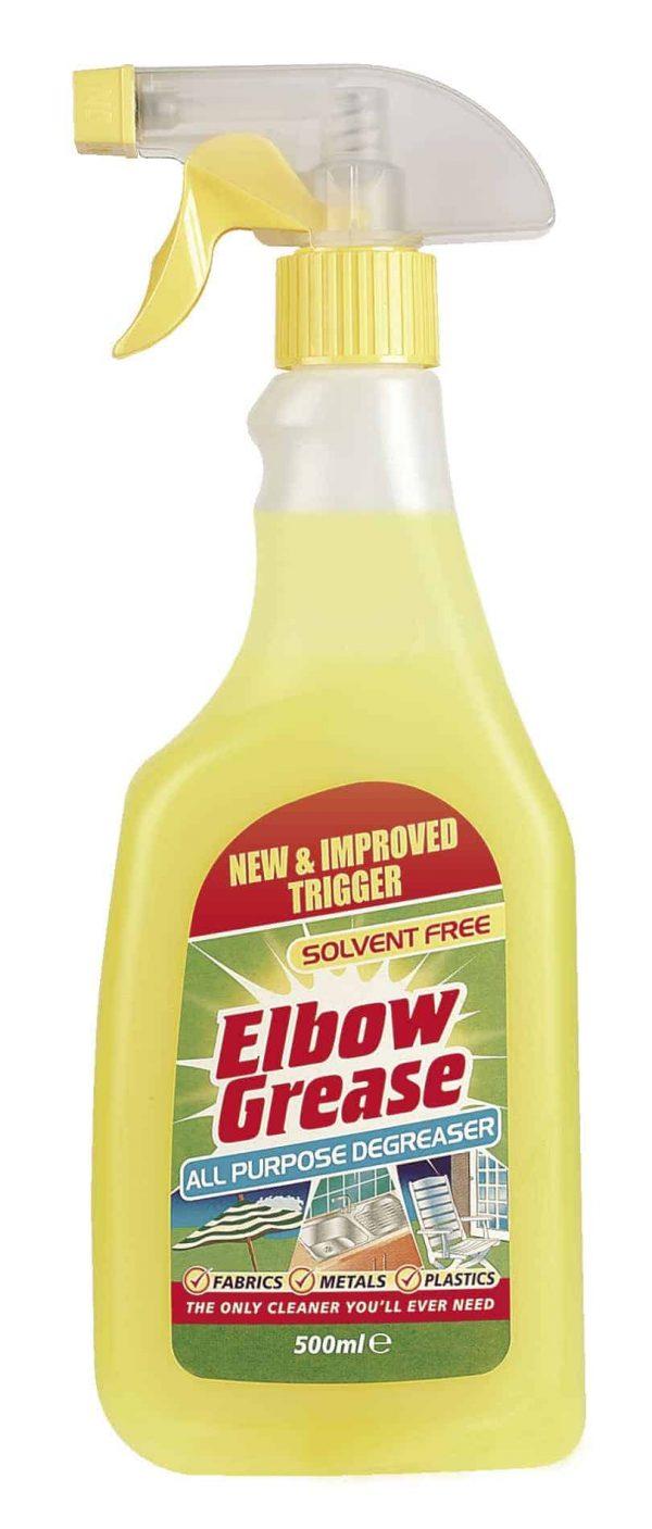 elbow grease spray