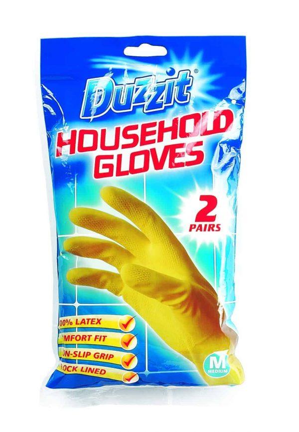 household gloves medium