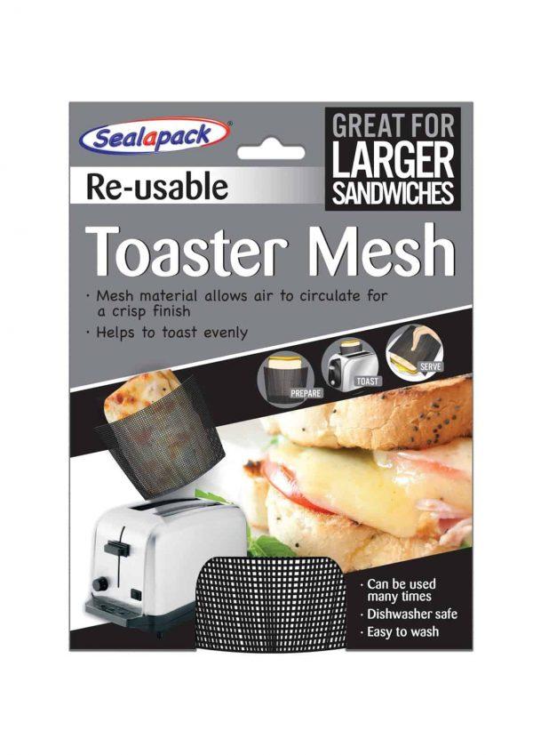 Large toaster mesh bag