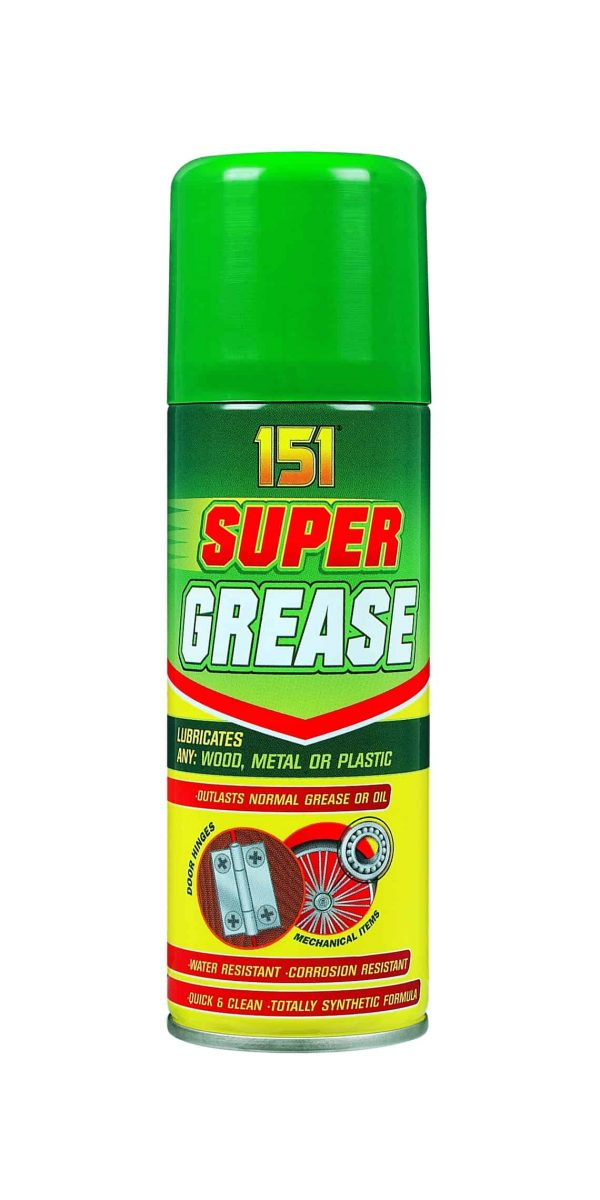super grease lubricant